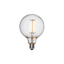 Classic Bulbs | LED Straight 125mm | Light bulbs | NUD Collection
