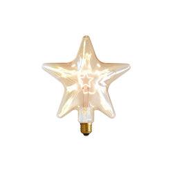 Unique Bulbs | LED Star | Light bulbs | NUD Collection