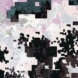 Infinite Coding | Revestimientos de paredes / papeles pintados | Inkiostro Bianco
