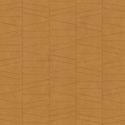FRAMMENTI Luz Capuccino Layout 2 | Leather tiles | Studioart