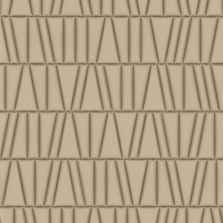 FRAMMENTI Polis Macchiato Bombato Layout 1 | Leather tiles | Studioart