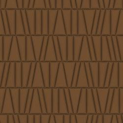 FRAMMENTI Polis Taupe  Bombato Layout 1 | Natural leather | Studioart