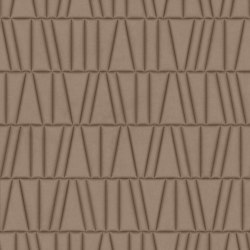 FRAMMENTI Watersuede 415 Bombato Layout 1 | Leather tiles | Studioart