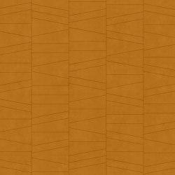 FRAMMENTI Urban Caramel Layout 2 | Leder Fliesen | Studioart