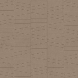 FRAMMENTI Watersuede 415 Layout 2 | Leather tiles | Studioart