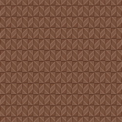 LADY N Satin Copper Layout 1 | Leather tiles | Studioart