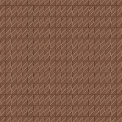 LADY N Satin Copper Layout 4 | Leder Fliesen | Studioart
