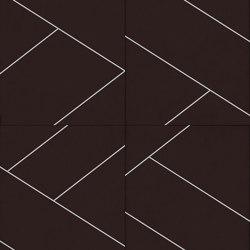 LE MANS Layout C Velluto Testa di Moro | Natural leather | Studioart