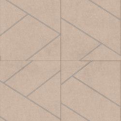 LE MANS Layout C WS 415 | Leder Fliesen | Studioart