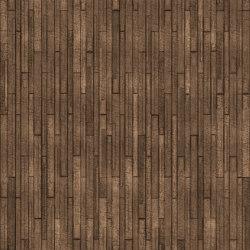 WOODS Mushroom Bronzo Layout 2 | Leder Fliesen | Studioart