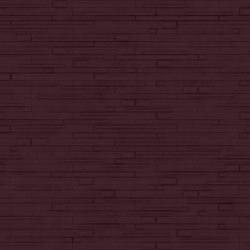 WOODS Natural Burgundy Layout 1 | Leather tiles | Studioart