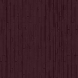 WOODS Natural Burgundy Layout 2 | Leather tiles | Studioart