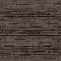 WOODS Natural Fango Layout 1 | Leather tiles | Studioart