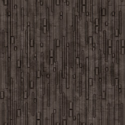 WOODS Natural Fango Layout 2 | Leather tiles | Studioart