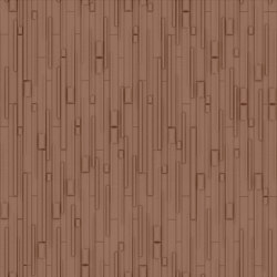 WOODS Satin Copper Layout 2 | Leather tiles | Studioart