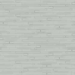 WOODS Satin White Layout 1 | Leather tiles | Studioart