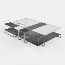 Axis | Coffee tables | Ronda design