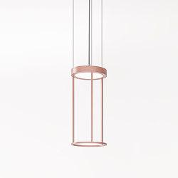 Brassie Round | Suspended lights | Ronda design