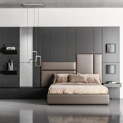 Caddy Bedroom | Wall panels | Ronda design