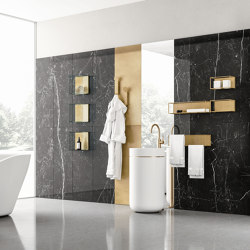 Caddy Materika Bathroom | Towel rails | Ronda design