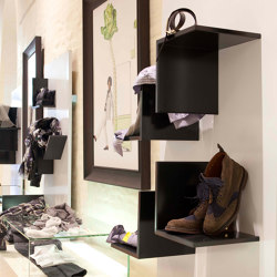 Magnetika Shopfitting   Regale   Ronda design