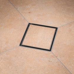 TECEdrainpoint S | Linear drains | TECE