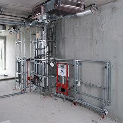 TECEsystem   Pre-wall systems   TECE