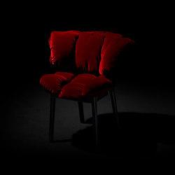 Blue Velvet | Chairs | Edra spa