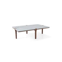 Corner Rectangular Table | Couchtische | Wewood