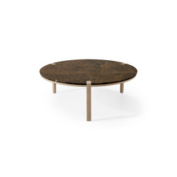 Corner Round Table | Coffee tables | Wewood