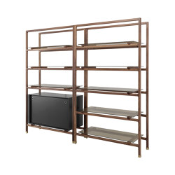 Float Bookshelf | Shelving | Wewood