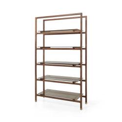 Float Bookshelf | Shelving | Wewood