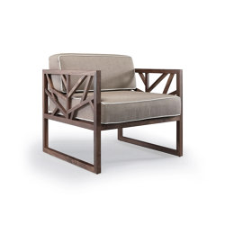 Tree Lounge Chair | Armchairs | Wewood