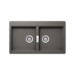 Horizont N-200 - Silverstone | Küchenspülbecken | Schock