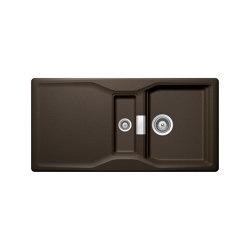 Kyoto D-150 - Bronze | Kitchen sinks | Schock