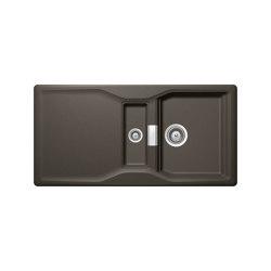 Kyoto D-150 - Carbonium | Kitchen sinks | Schock