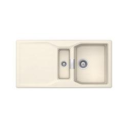 Kyoto D-150 - Magnolia | Kitchen sinks | Schock