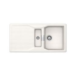 Kyoto D-150 - Polaris | Kitchen sinks | Schock
