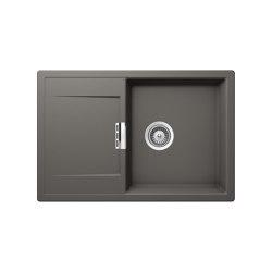 Mono D-100 - Silverstone | Kitchen sinks | Schock