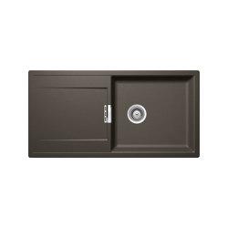 Mono D-100L - Carbonium | Kitchen sinks | Schock