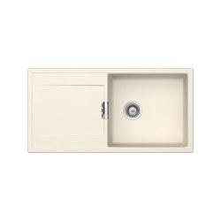 Mono D-100L - Magnolia | Kitchen sinks | Schock