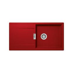 Mono D-100L - Rouge | Kitchen sinks | Schock