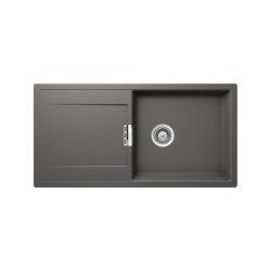 Mono D-100L - Silverstone | Kitchen sinks | Schock