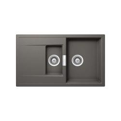 Mono D-150 - Silverstone | Kitchen sinks | Schock