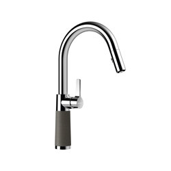 SC-520 SB - Carbonium   Kitchen taps   Schock