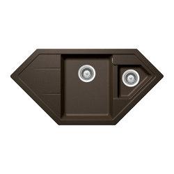 Signus C-150 - Bronze | Kitchen sinks | Schock