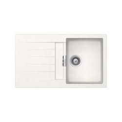 Signus D-100 - Polaris | Kitchen sinks | Schock