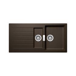 Signus D-150 - Bronze | Kitchen sinks | Schock