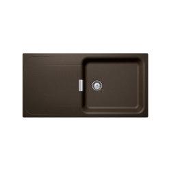 Wembley D-100L - Bronze | Kitchen sinks | Schock