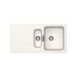 Wembley D-150 - Polaris | Kitchen sinks | Schock